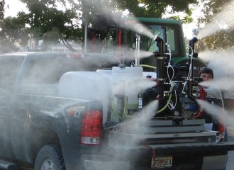 Truck Mounted Cold Fogger