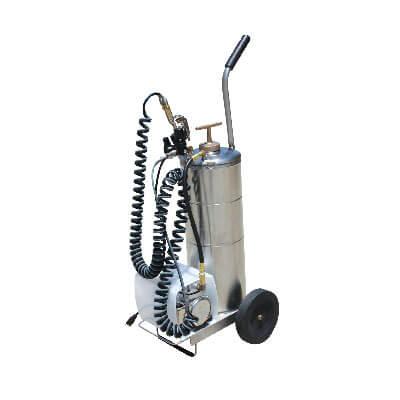 Portable Aerosol System (PAS), Cart Mounted